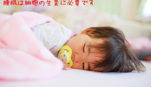 育毛と睡眠の時間帯の関係は意外な盲点だった!